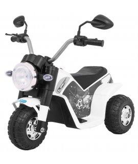 RAMIZ elektrická motorka MiniBike biela